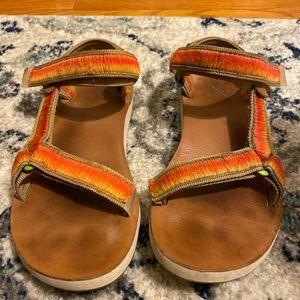 Tevas sandals